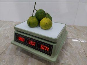 Điểm nổi bật của cân điện tử 30kg
