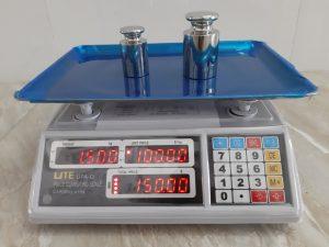 Thông tin cơ bảnvề cân tính tiền 30kg
